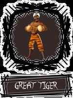 Great Tiger SSBR