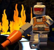 Heat Wave (Lego Batman 4)