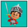 JSSB character preview icon - Mii Knight