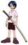 Kuina Anime Concept Art