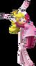 Princess Peach Winter Olympics