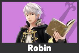 Robin mugshoot