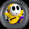 Shy Guy MKG Yellow