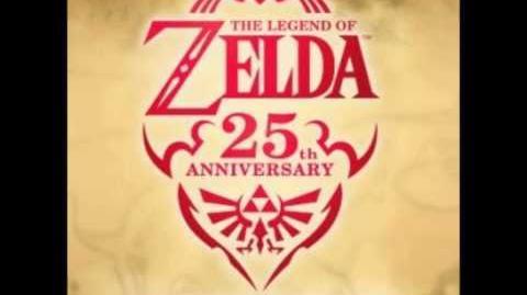 The Legend of Zelda 25th Anniversary Medley