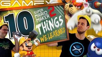 10 NEW Super Mario Maker 2 Details (No amiibo, Unlocks, Meowser, Easter Eggs, & More!)-0