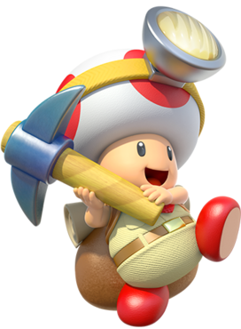 Captain Toad Obliteration