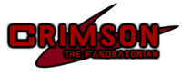 Crimson the Fandraxonian Logo