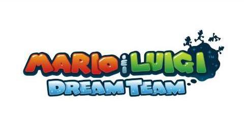 Dreamy Somnom Labyrinth - Mario & Luigi Dream Team Music Extended