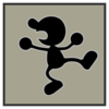 JSSB character preview icon - Mr. Game & Watch