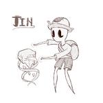 Jin pas
