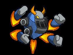 Mega Titan Fallen God