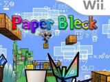 Paper Bleck