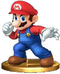 SSBEB,Trophy,Mario