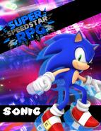 SuperSpeedstarRPGPoster Sonic