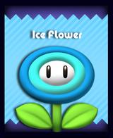Super Mario & the Ludu Tree - Powerup Ice Flower
