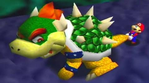 Video Super Mario 64 100 Walkthrough Part 3 Bowser In