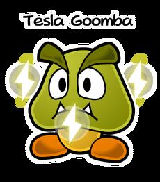 Tesla Goomba