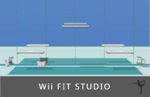 Wii Fit Studio SSBA