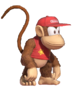 1.1.Diddy Kong Standing
