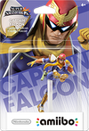 Amiibo - SSB - Captain Falcon - Box
