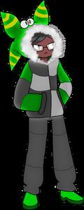 AzrailNeos Costume 7