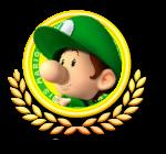 Baby Luigi Tennis Icon