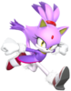 Blaze the cat sm4sh sonic run by shadowluigi ng-dbrvkj0