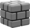 BrickBlock Grey