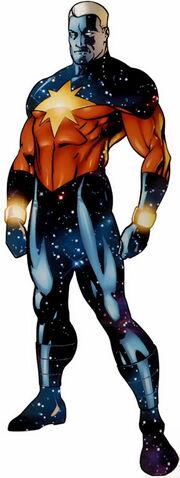 Captain Marvel (Genis-Vell)