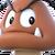 Goomba Spirit Icon SSBE