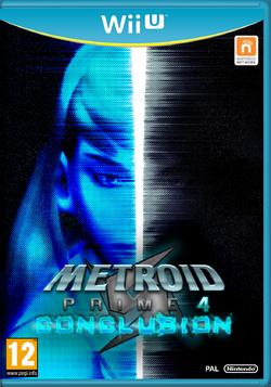 Metroid Prime 4 Cover Proto