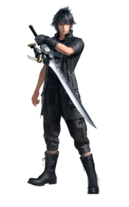 Noctis Final Fantasy