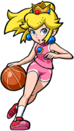 Peach basketball