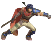 1.3.Radiant Dawn Ike Punching