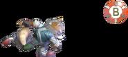 1.6.Fox throwing a Smart Bomb