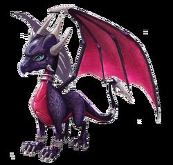 Cynder Spyro