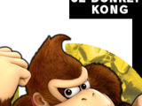 Super Smash Bros. Ultimate (Best Timeline)/Donkey Kong