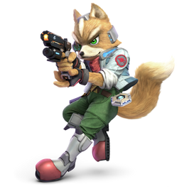 Fox SSBUltimate