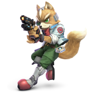 Fox SSBUltimate