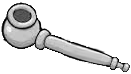 Goemon's Pipe Lucifer