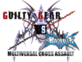 Guilty Gear vs BlazBlue Multiversal Cross Assault Logo