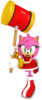 Have no fear amy rose is here by monochrome mix-d7tj257