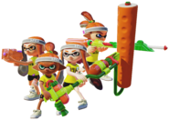 Inklings - Splatoon