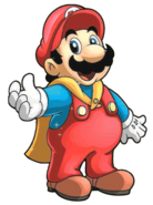 MarioCartoonwithCape
