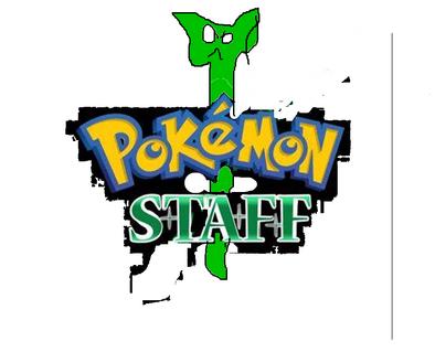 Pokemon staff