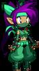 Shantae - Ninja Costume