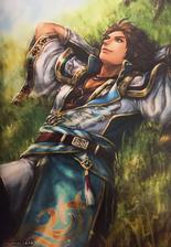Sima Zhao Artwork (DW9)