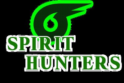 Spirit Hunters logo Pyro DSSB