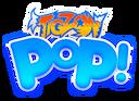 Tigzon Pop! logo design