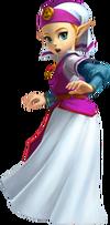 Young Zelda 3D